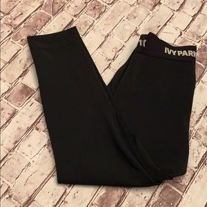 IVY PARK black leggings small